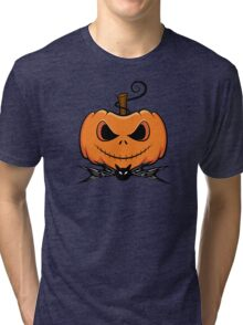 Pumpkin King Tri-blend T-Shirt