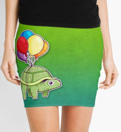 Turtle - Balloon Fun Mini Skirt