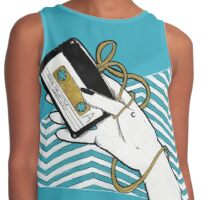 Tangled in Tape Contrast Tank