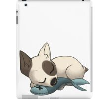 Sleepy Terrier iPad Case/Skin