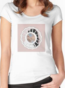 Mac Miller The Divine Feminine Women's Fitted Scoop T-Shirt