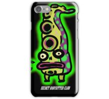 Terry SBSC official mascot iPhone Case/Skin