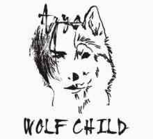 Wolf Child by Iva Ivanova