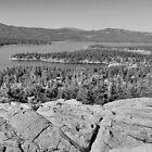 Big Bear Lake-HDR  by Rosalee Lustig