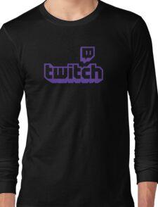 twitch tv Long Sleeve T-Shirt