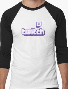 twitch tv Men's Baseball ¾ T-Shirt