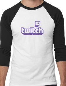 twitch tv Men's Baseball ¾ T-Shirt