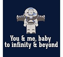 To Infinity & Beyond Photographic Print