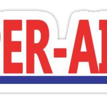 Super-Aids Sticker