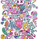 Pastel Drugs by Octavio Velazquez