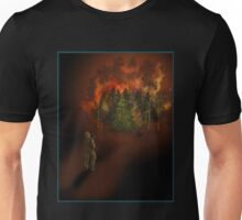 Forest Fire Unisex T-Shirt
