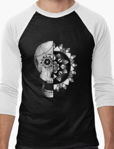Skull-dala Men's Baseball ¾ T-Shirt