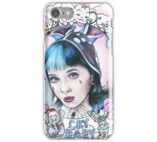 Melanie Martinez- Crybaby Original Fan Art  iPhone Case/Skin