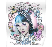 Melanie Martinez- Crybaby Original Fan Art  Poster