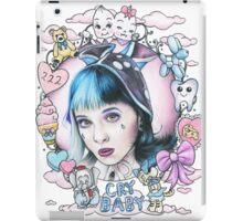Melanie Martinez- Crybaby Original Fan Art  iPad Case/Skin