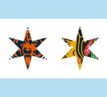 Sports Team Logo Chicago Flag Sticker