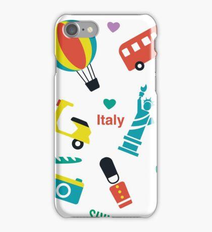 BON VOYAGE iPhone Case/Skin