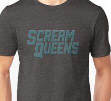 Scream Queens Blue Unisex T-Shirt