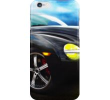 Chevy SSR Night Life – Hot Rods Live Lives All Their Own ~:0) iPhone Case/Skin