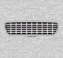 Datsun 1500 Grille - light colors One Piece - Long Sleeve