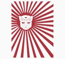 Autobot Sunburst One Piece - Short Sleeve