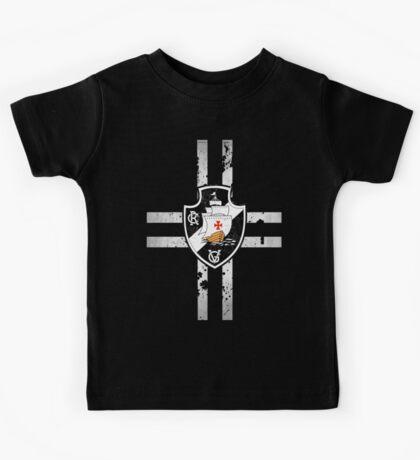 Vasco (Black-INK) Kids Tee