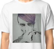 Mitch Grassi Bats Tattoo Classic T-Shirt