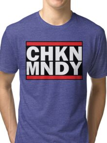 Chicken Monday Tri-blend T-Shirt
