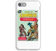 Tales To Admonish #1 iPhone Case/Skin