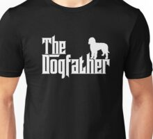 The Dogfather Labradoodle T-Shirts Father Dad Dog Lover Gift Unisex T-Shirt