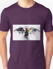 Pink Floyd Bird HD Unisex T-Shirt