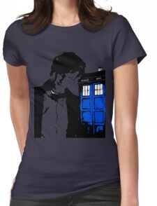 Geronimo! Womens Fitted T-Shirt