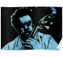 Charles Mingus - Blues & Roots Poster