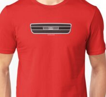 Datsun 2000 Grille - dark colors Unisex T-Shirt