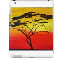 African Plains Tree iPad Case/Skin