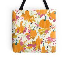 Thanksgiving pumpkin Tote Bag