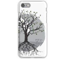 Roots and Leaves iPhone Case/Skin