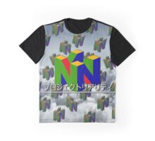 N64 Japan Graphic T-Shirt