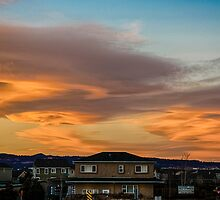 Fire in the Sky by Adam Northam