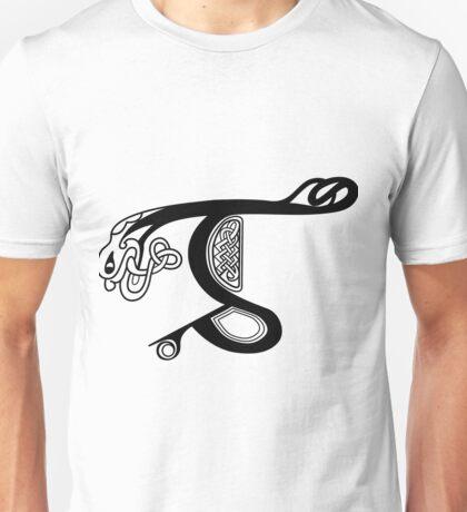 Kells Letter G Unisex T-Shirt
