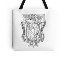 Rival Stag Tote Bag