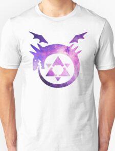 Homunculus Fullmetal Alchemist Galaxy Unisex T-Shirt