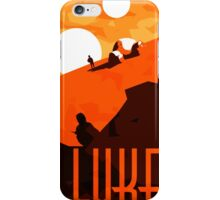 Luke - Son of the Chosen One iPhone Case/Skin