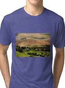 Hills of Tuscany Tri-blend T-Shirt