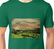 Hills of Tuscany Unisex T-Shirt