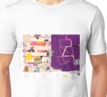 Abstract talk 012 Unisex T-Shirt