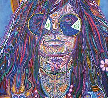 Sun Goddess by David Sanders