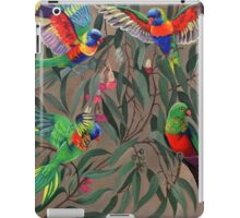 Birds from Paradise. Rosellas iPad Case/Skin