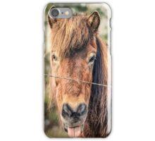 Blah iPhone Case/Skin