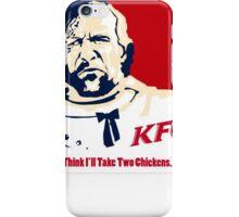 The Hound KFC Chicken. iPhone Case/Skin